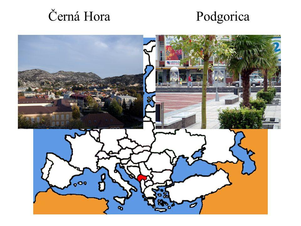 Černá HoraPodgorica