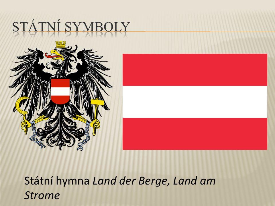 Státní hymna Land der Berge, Land am Strome