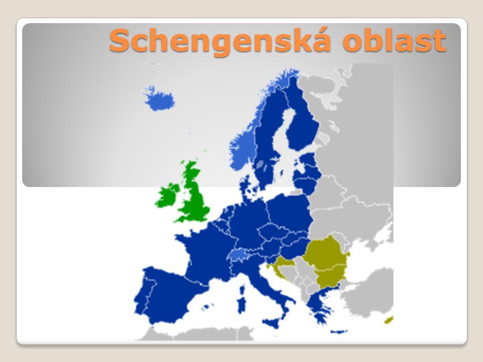 Schengenská oblast