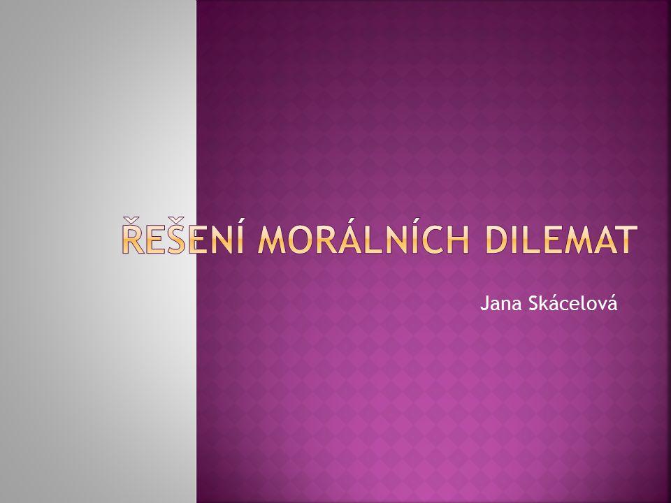 Hoffmanovy koncepce přístupu k problematice morálního vývoje 1.Model dědičného hříchu  2.