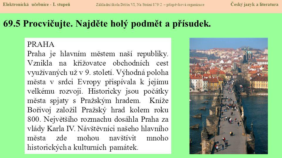 69.6 Něco pro šikovné Elektronická učebnice - I.