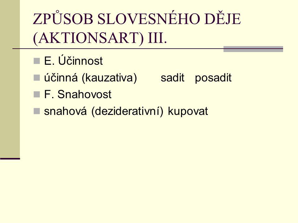 více k teoret.pozadí Šmilauer, V.: Novočeské tvoření slov, Praha : SPN, 1971.