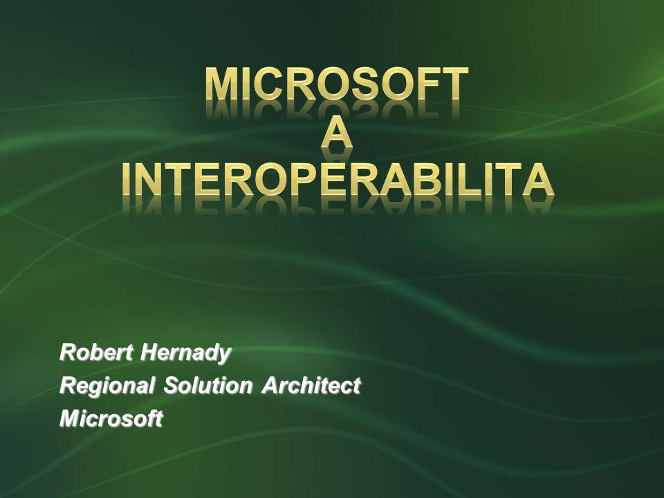 Robert Hernady Regional Solution Architect Microsoft