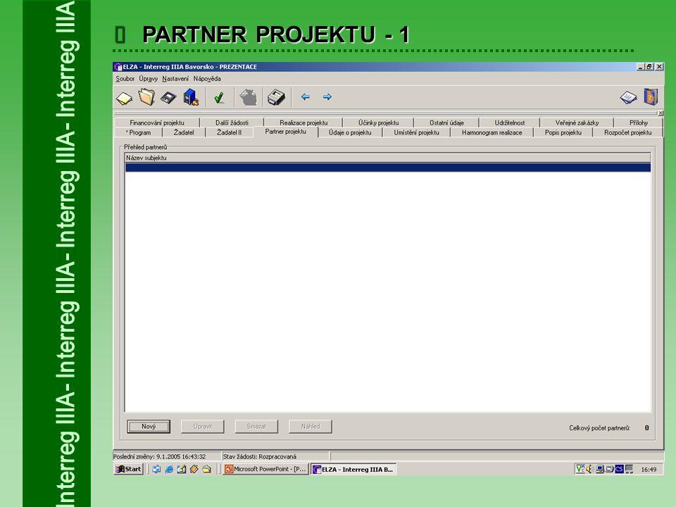  ROZPOČET PROJEKTU - 4