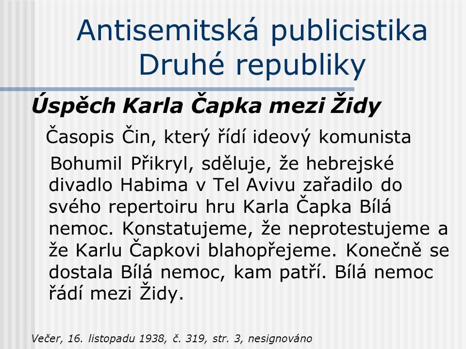 Situace Židů v Protektorátu Čechy a Morava