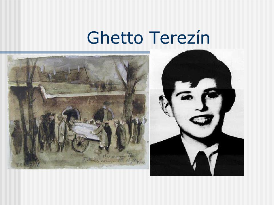 """Epilog """" Konečné řešení židovské otázky si v Protektorátu Čechy a Morava vyžádalo téměř 80 tisíc lidských životů."""