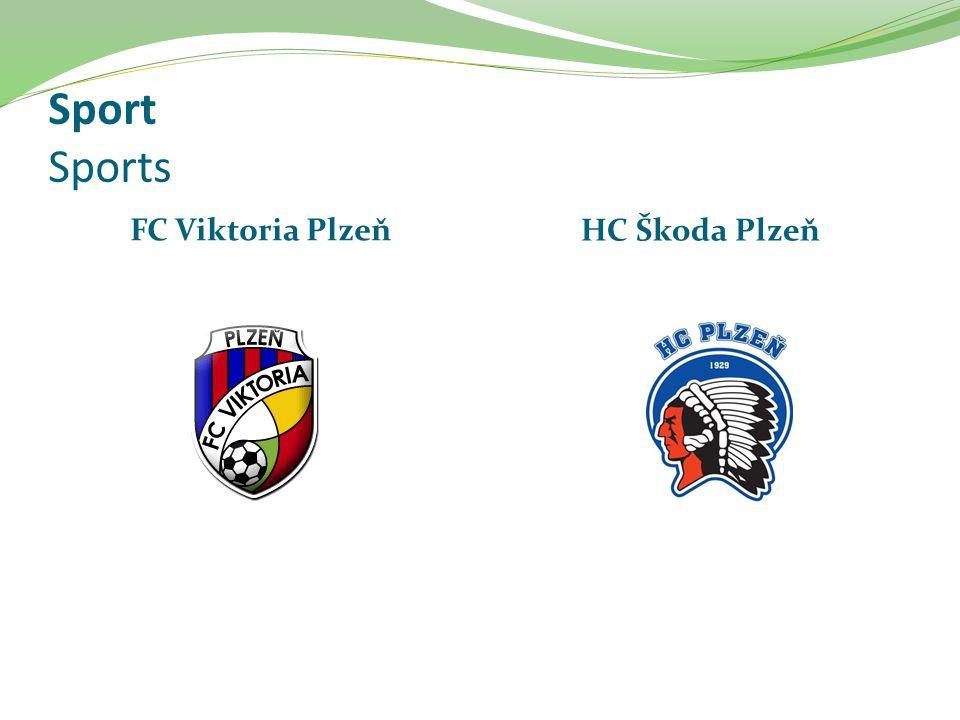 Sport Sports FC Viktoria Plzeň HC Škoda Plzeň