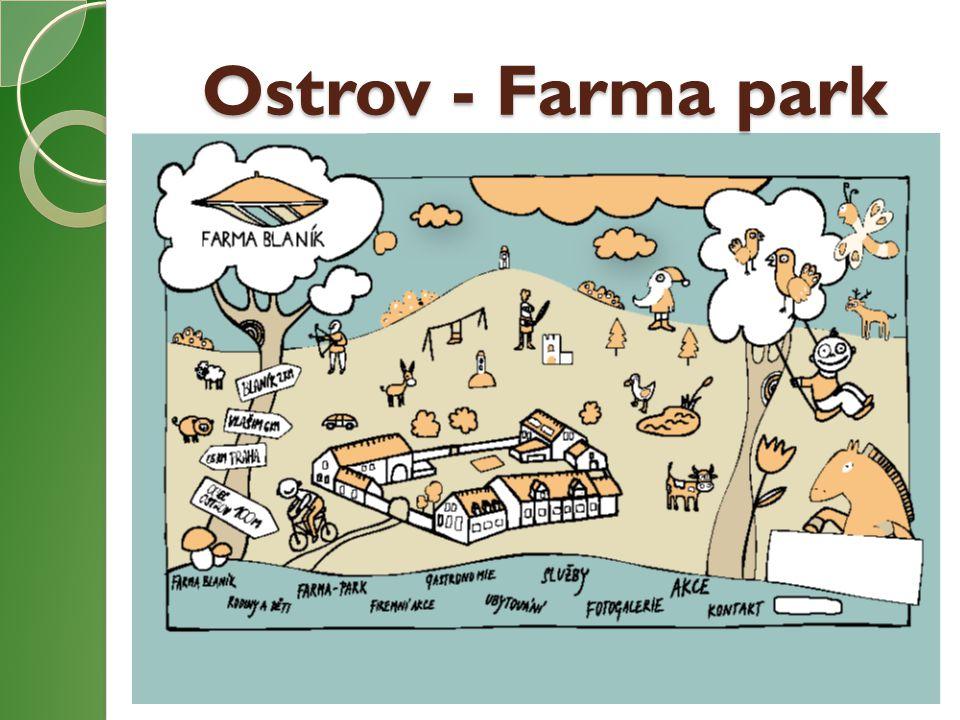 Ostrov - Farma park
