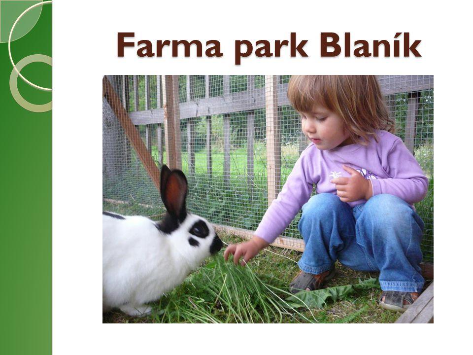 Farma park Blaník