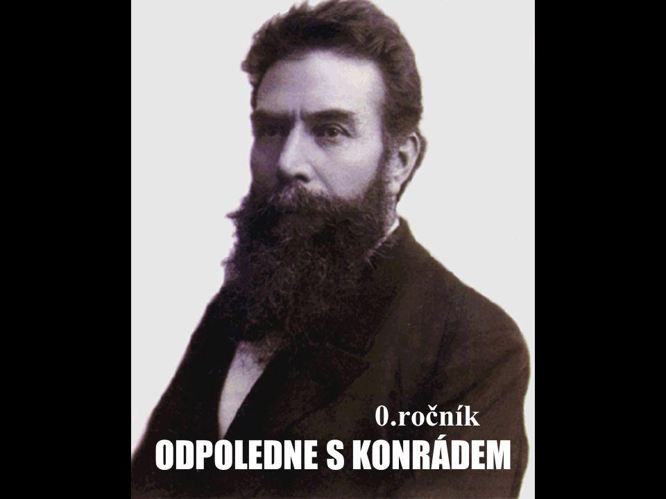 ODPOLEDNE S KONRÁDEM 0.ročník