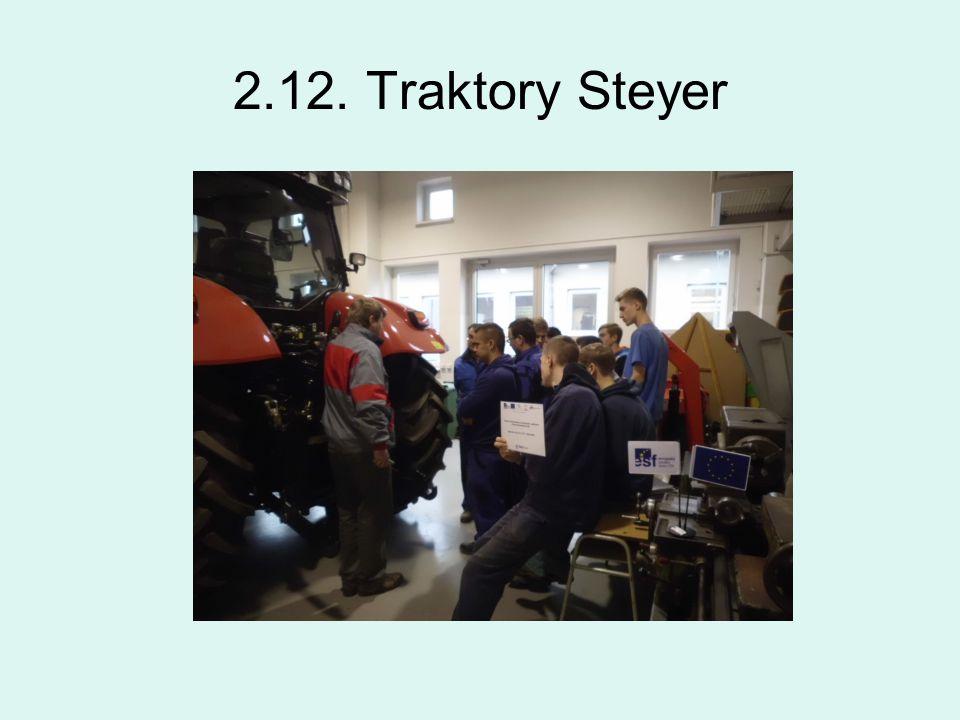 2.12. Traktory Steyer