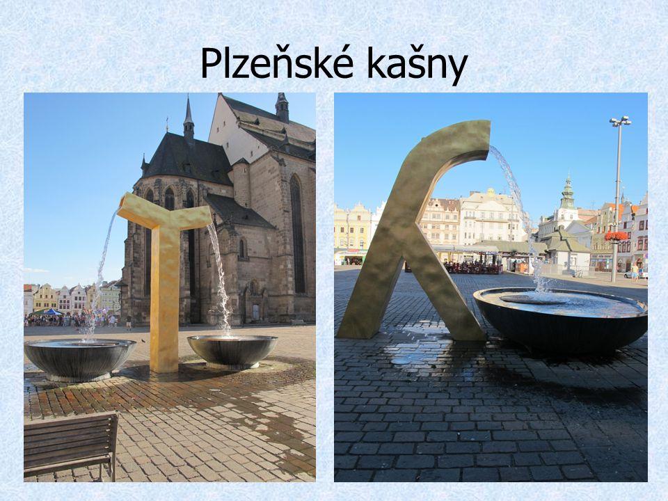 Plzeňské kašny