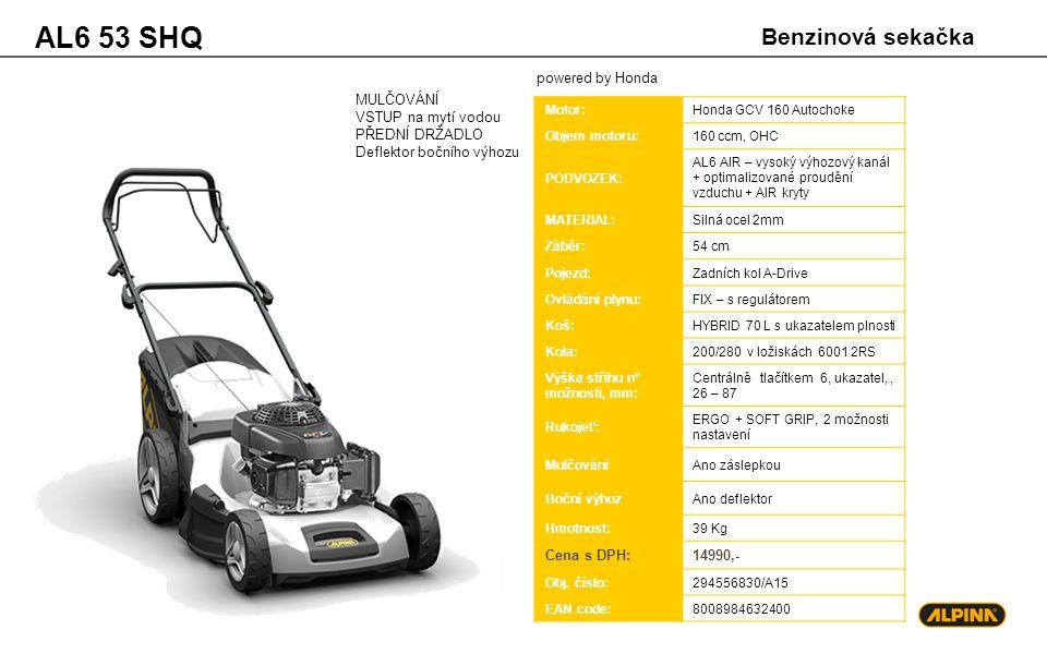 CH 2.2 E Elektrický drtič větví Motor:2200 W Princip drcení:Talíř s 2 noži Otočné nože:Ano Max průmě čerstvé větve ø (mm): 40 Vypínač:Ano Sběrný košTextilní Hmotnost:15 Kg Cena s DPH:3490,- Obj.