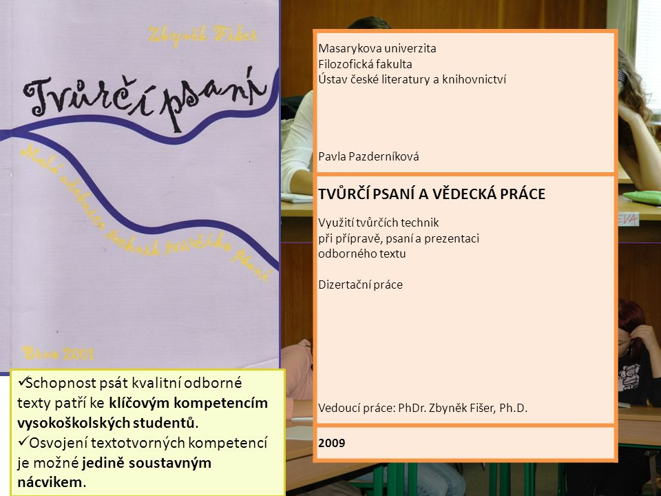 Téma: Mallarmé à Valvins – komentovaný český překlad Autorka: Eva Komentář: Nadpis je vyveden v barvách modrá, červená a bílá, tedy v barvách charakteristických jak pro francouzské, tak pro české prostředí.