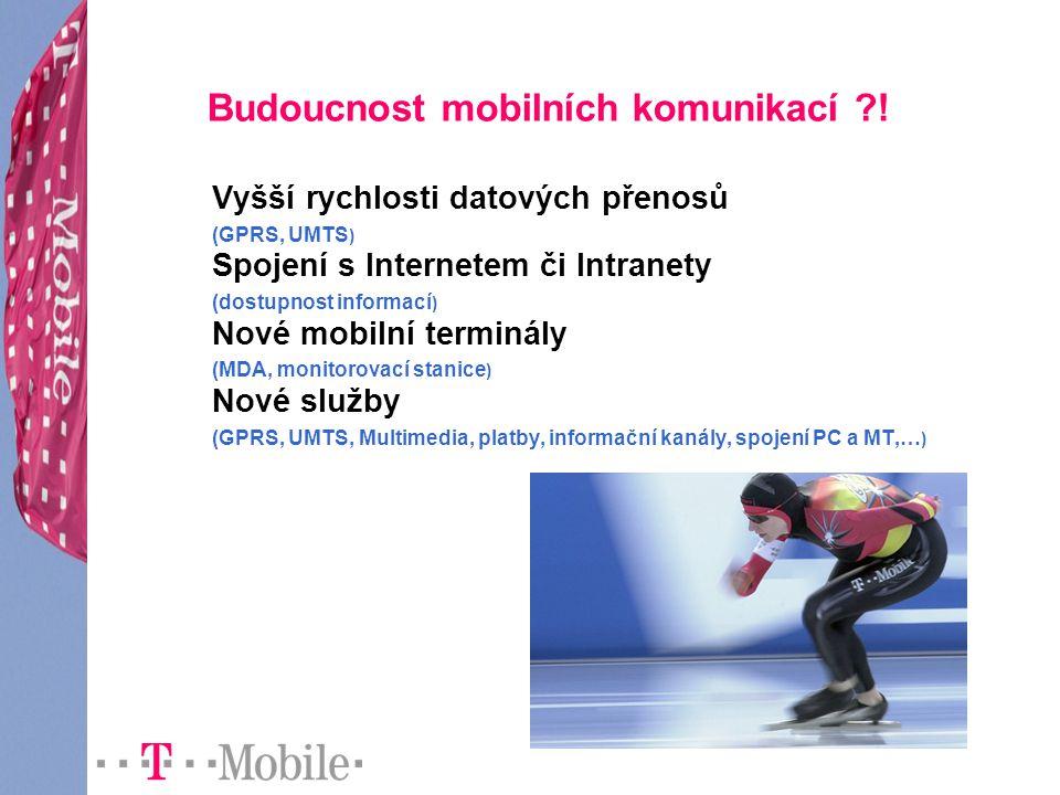 Budoucnost mobilních komunikací .