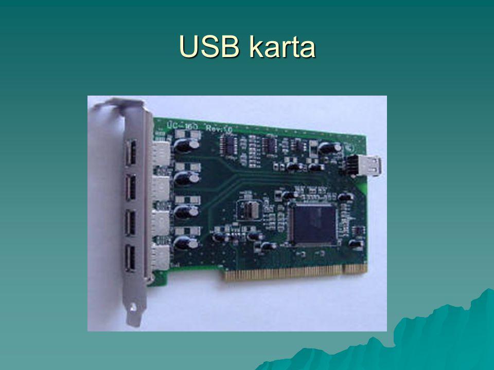USB karta