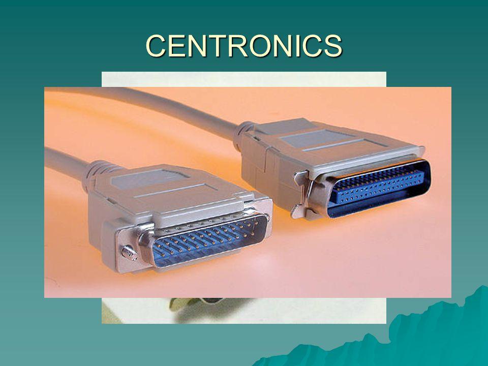 CENTRONICS