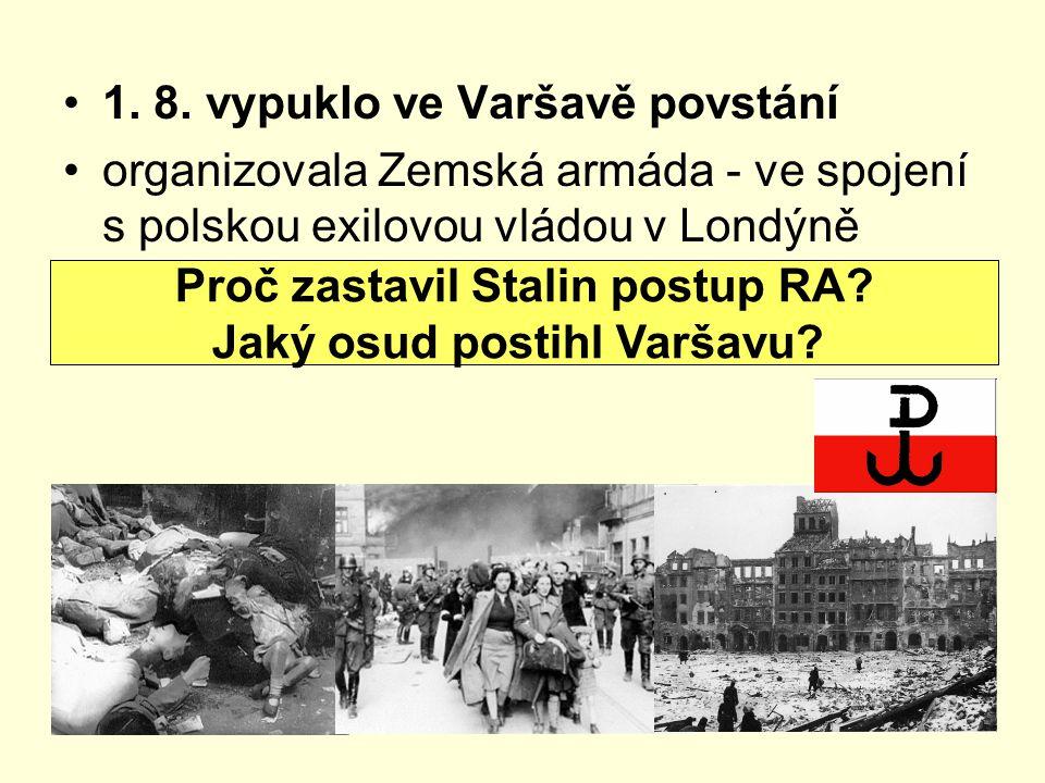 na podzim bylo osvobozováno Bulharsko v Jugoslávii spolupráce s J.