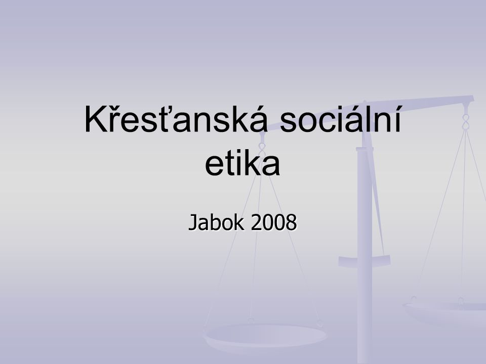 11 Křesťanská sociální etika. M. Martinek. Jabok 20082. 10. KULTURA, VZDĚLÁNÍ, MÉDIA