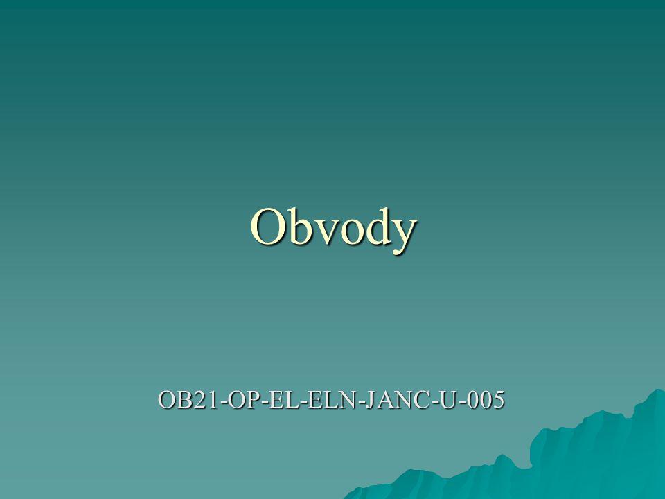 Obvody OB21-OP-EL-ELN-JANC-U-005