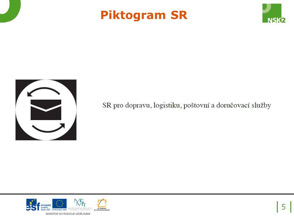 Piktogram SR 5