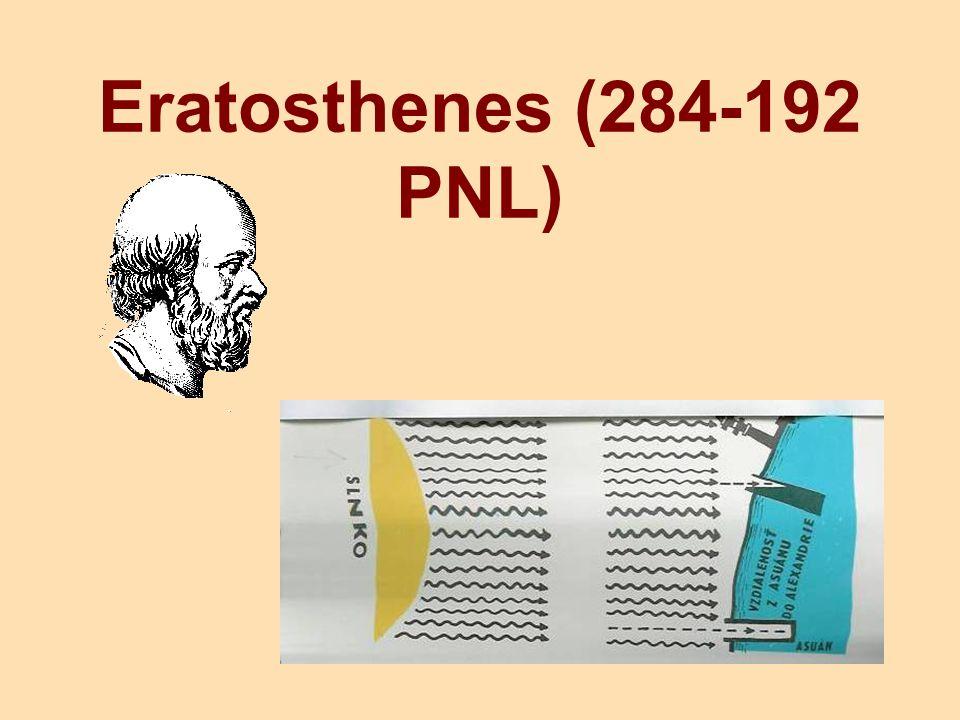 Eratosthenes (284-192 PNL)