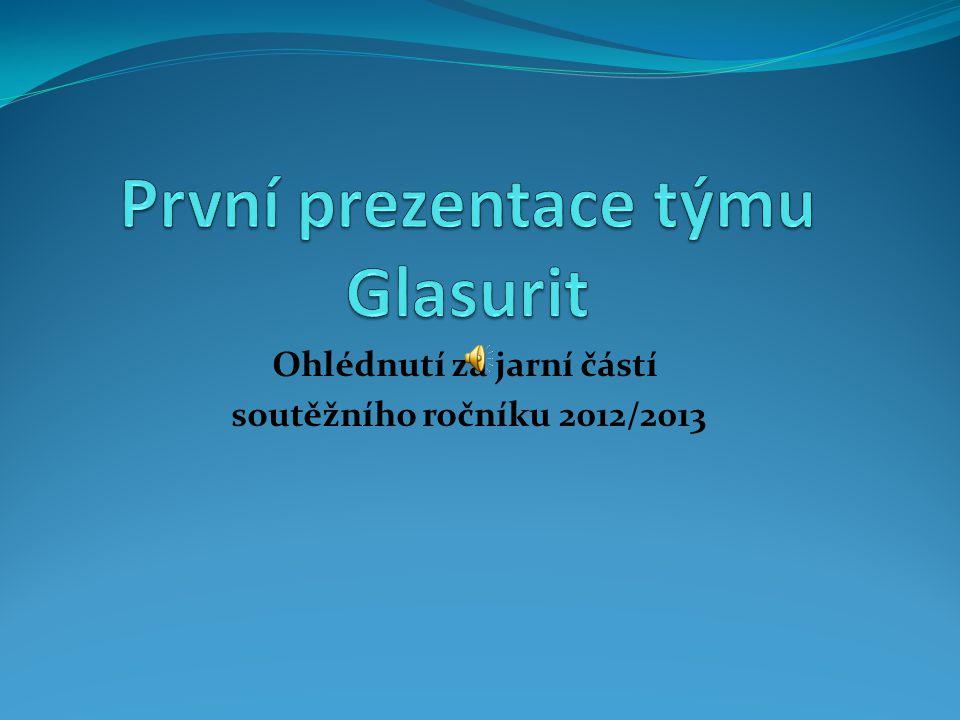 Ohlédnutí za jarní částí soutěžního ročníku 2012/2013