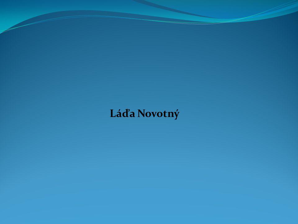 Láďa Novotný