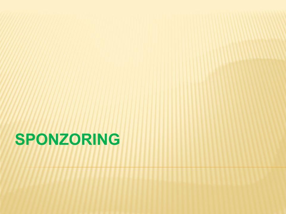  Sponzoring je založen na principu služby za protislužbu.