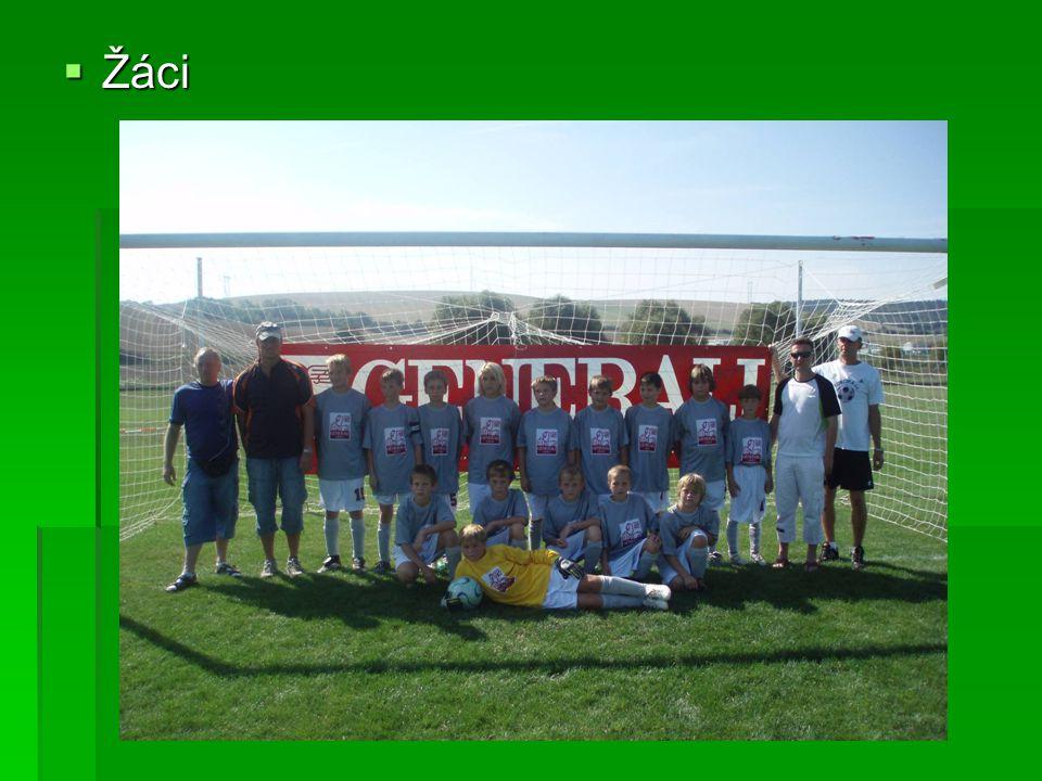  Mužstvo mužů B tým