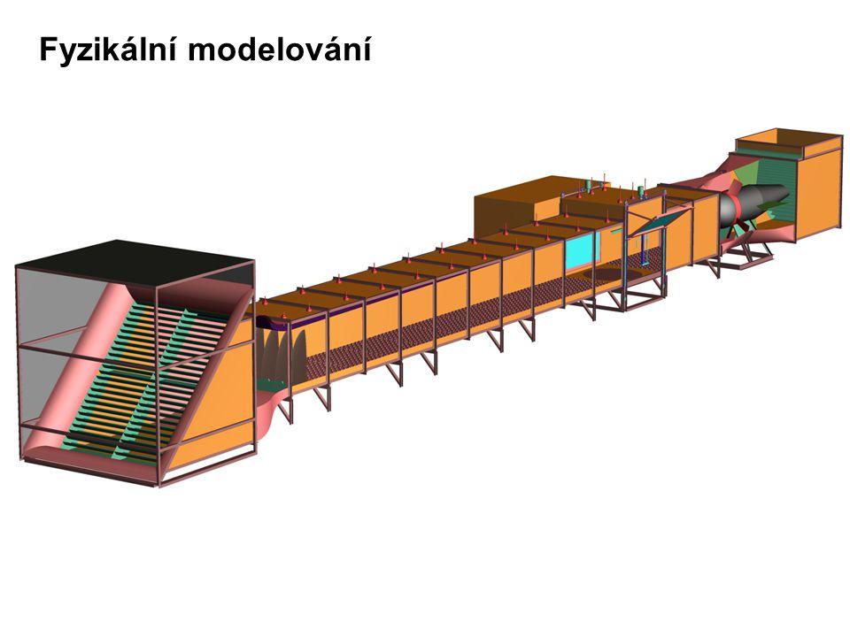 Fyzikální modelování