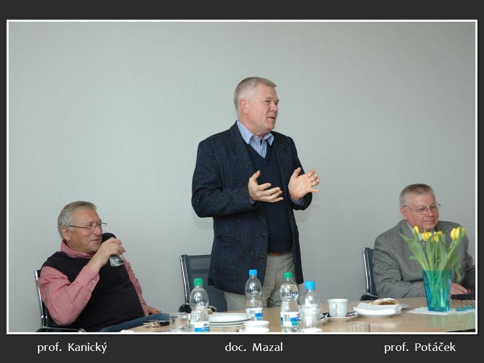 Program 20.4.2012 10:00Zahájení (doc. Mazal, prof. Potáček) 10:15Obsah projektu a výsledky jeho plnění v oblasti KA 01 Inovace základních kurzů Inovac