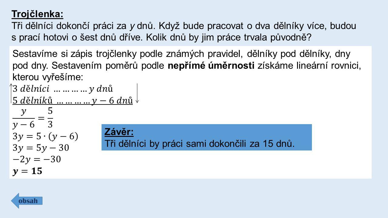Použité materiály: MIKULČÁK, Jiří.Matematické, fyzikální a chemické tabulky pro střední školy.