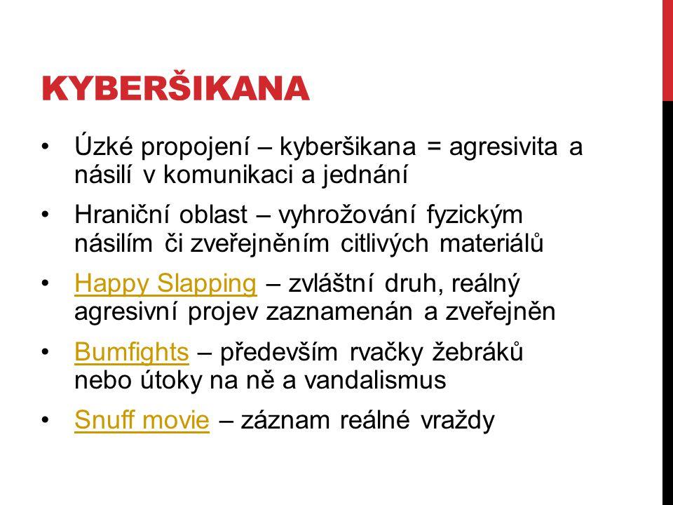 EXTREMISTICKÉ ORGANIZACE Často zmiňované, hl.