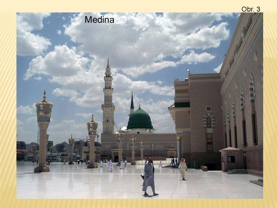 Medina Obr. 3