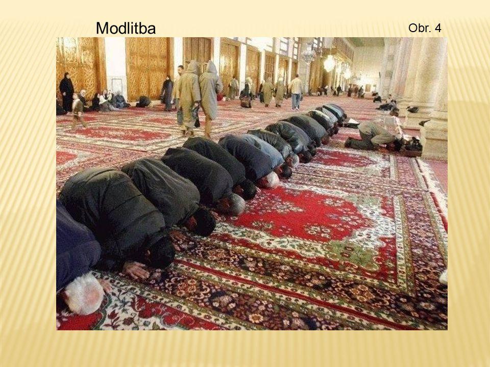 Pohled na vnitřek mešity, Líbye Tripolis Obr. 5