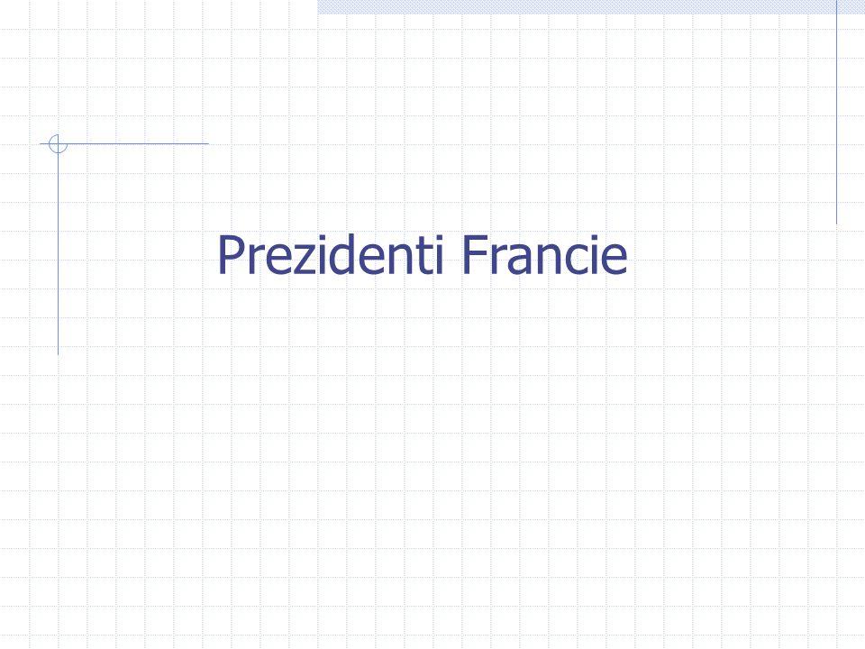 Prezidenti Francie