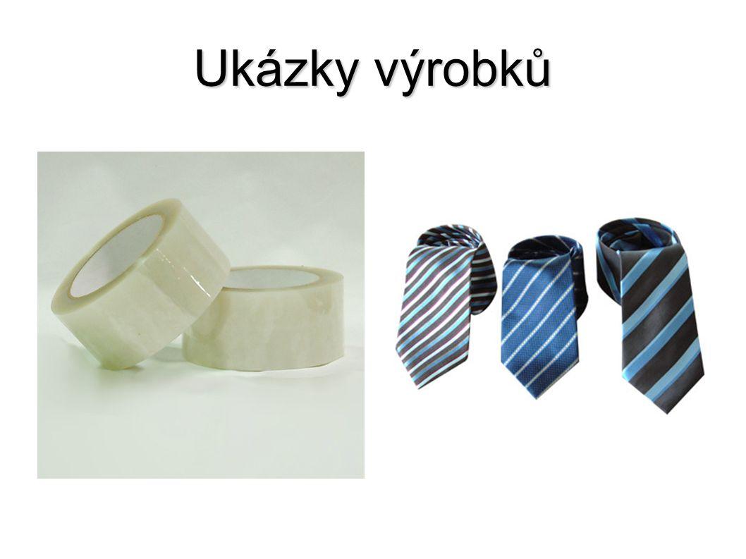 Ukázky výrobků