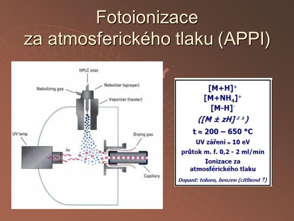 Fotoionizace za atmosferického tlaku (APPI)