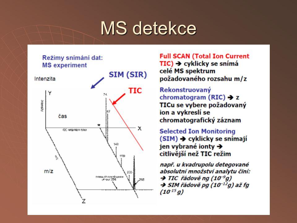 MS detekce