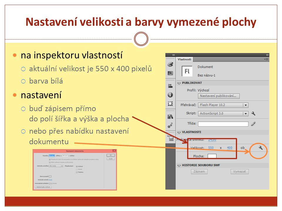 Knihovna slouží k ukládání a uspořádání symbolů symboly mohou být  vytvořené v programu Flash  importované soubory – bitmapová grafika, zvuky, videoklipy symboly jsou často používané grafické prvky, které se používají pro tvorbu animací a interaktivního chování
