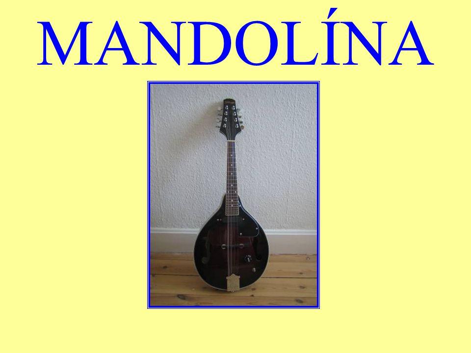 MANDOLÍNA