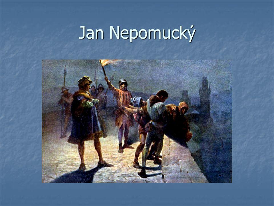 Jan Nepomucký