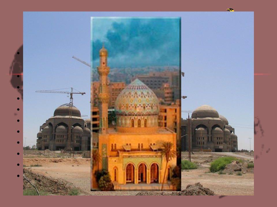 Základní údaje Využití plochy: 12% orná půda, 9% pastviny, 0% lesy, 79% ostatní Vodstvo: nejdelší řeka Eufrat (2760 km),Tigris Biota: pouště a polopouště Reliéf: nejvyšší bod -Haji Ibrahim (3600 m), nejnižší bod -Perský záliv (0 m) Klima: subtropický pás Měna: irácký dinár (IQD) Největší města: Bagdád (hl.město), Basra,Mosul, Kirkúk, Erbíl,Sulajmaníja, Nadžaf,Babylon Vznik: 1.října 1919 (nezávislost na Osmanské říši)