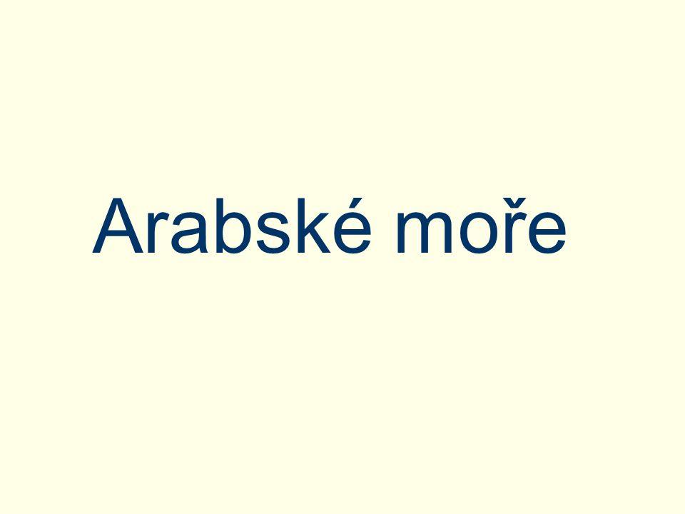 Arabské moře