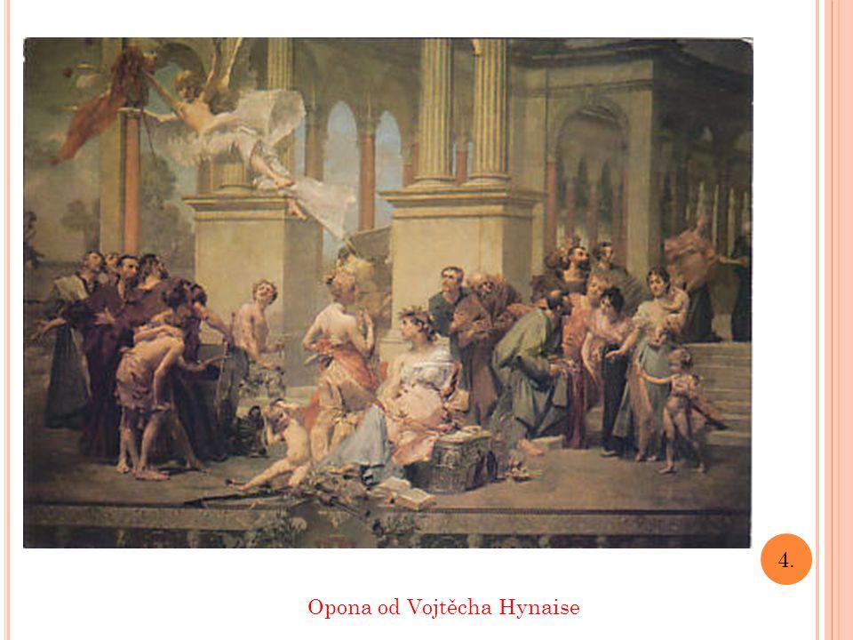 Opona od Vojtěcha Hynaise 4.