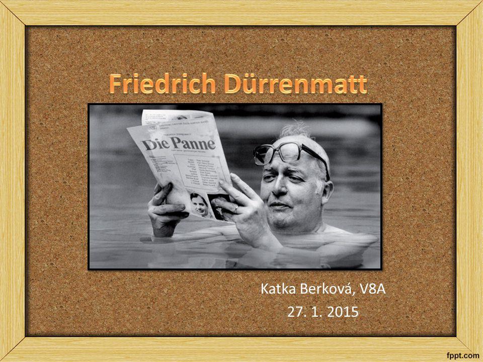 Katka Berková, V8A 27. 1. 2015