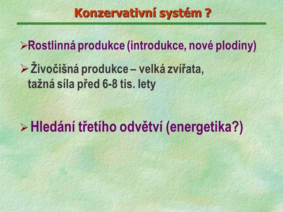 Konzervativní systém .