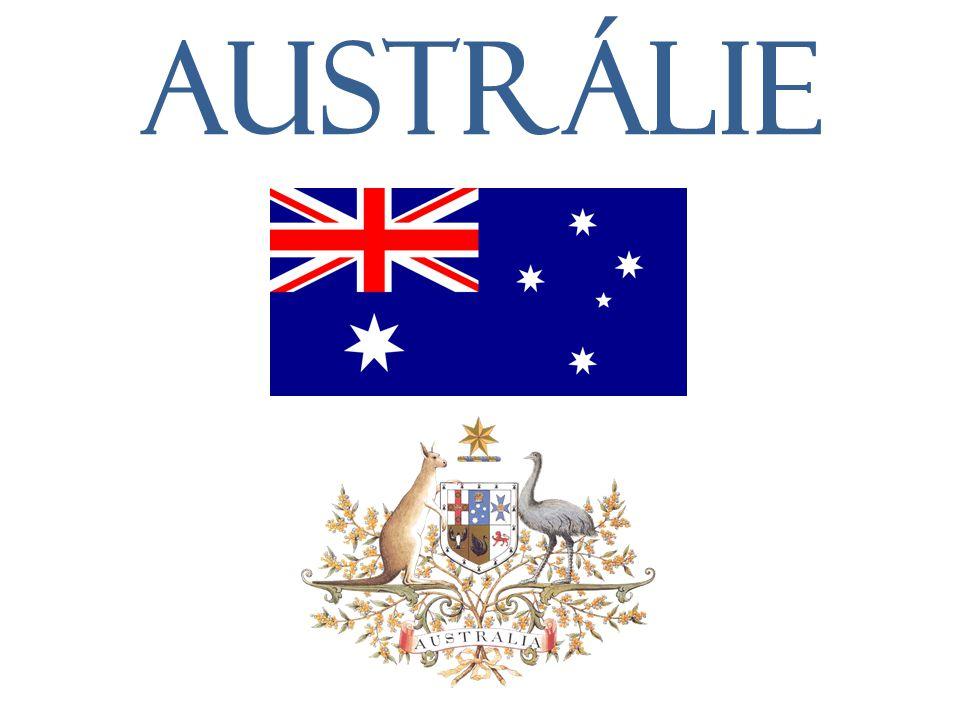 Základní údaje Oficiální název: Australský svaz Rozloha: 7 692 030 km² (6.
