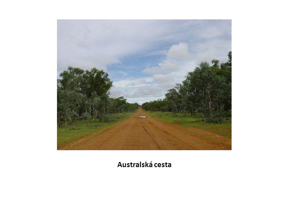 Australská cesta